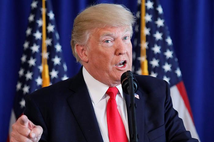 Трамп ответил «Посмотрим» на вопрос журналистов о признании Крыма российским