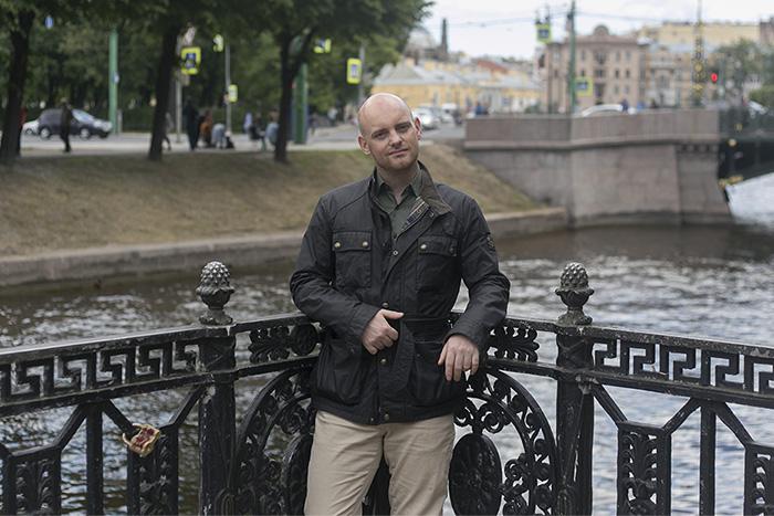 Британец Крейг Эштон — осъемках в русских сериалах, иностранцах на ЧМ-2018 и песнях Цоя