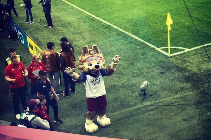 FIFA показала лучший гол чемпионата мира в России