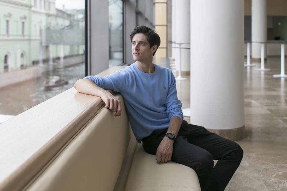 Англичанин Ксандер Париш — о том, как покинул Королевский балет ради Мариинского театра и почему не скучает по Лондону