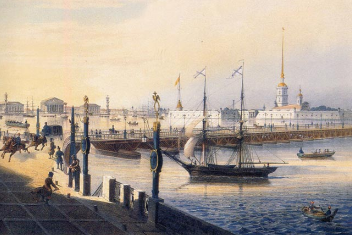 Как Петербург становился морской столицей: от императорских яхт и зарубежных пароходов до речного порта и Дня ВМФ
