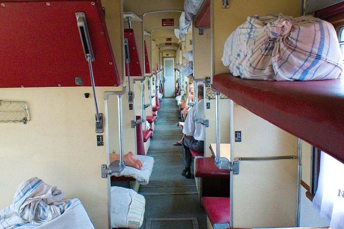 «РЖД» прекратит закупать плацкартные вагоны к 2025 году, пишут «Ведомости»