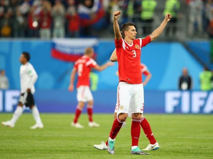 FIFA признала оборону сборной России лучшей на чемпионате мира