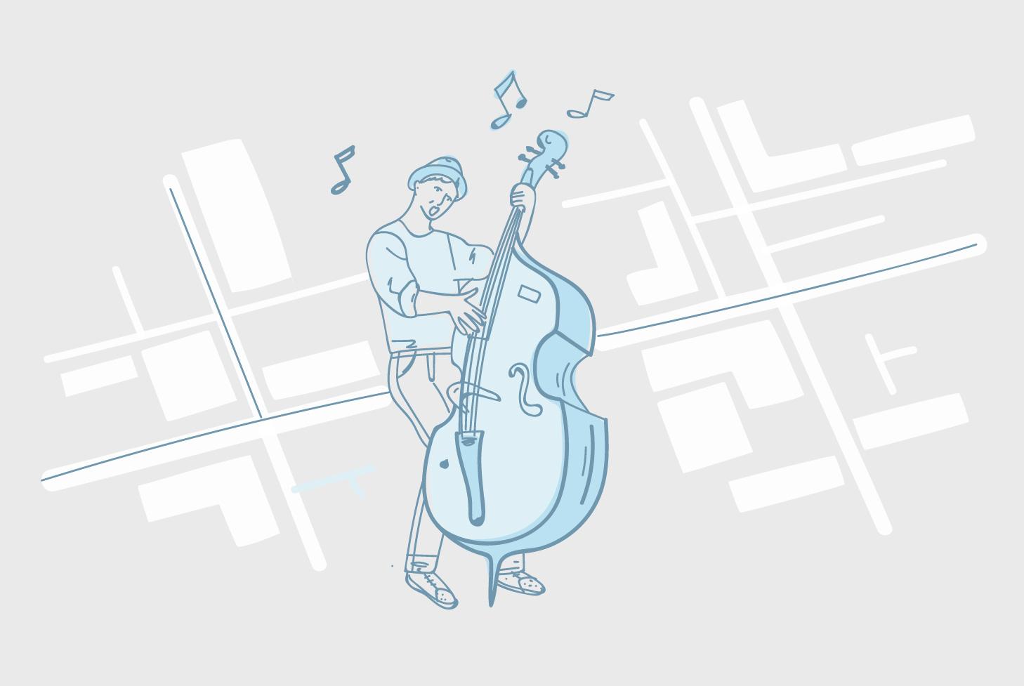 «Новые адреса»: главное опетербургской музыке. Ктовозрождает рок, куда делись рэперы ипопулярен ли джаз