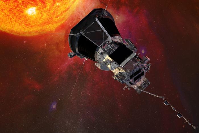 NASA запустило к Солнцу зонд «Паркер». Он первым в истории войдет в солнечную атмосферу