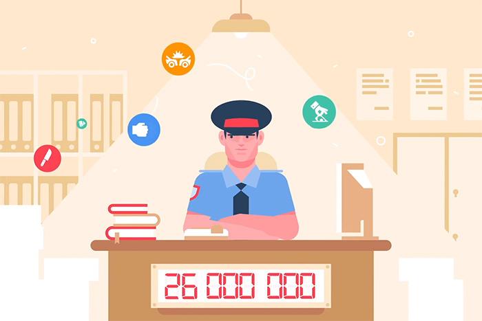 Когда в России чаще всего обращаются в полицию? Рассказывает ученый, проанализировавший больше 4млн сообщений о происшествиях