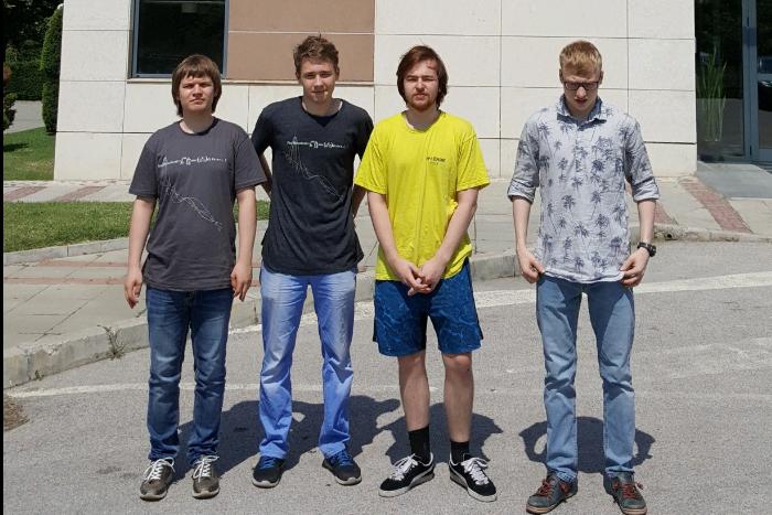 Студенты СПбГУ победили на международной олимпиаде по математике