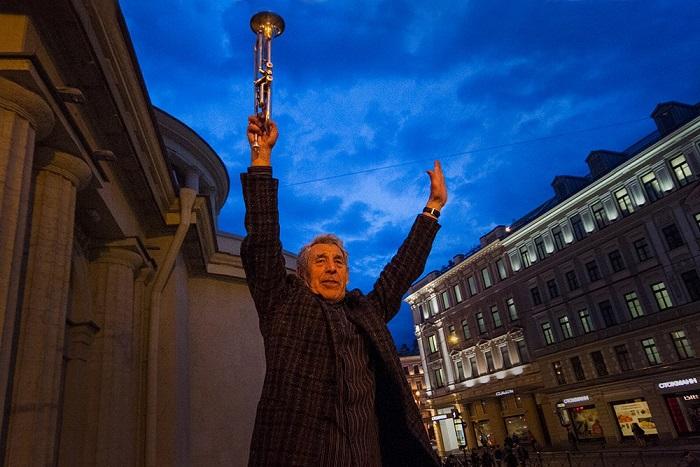 Петербургские власти хотят запретить несогласованные концерты уличных музыкантов