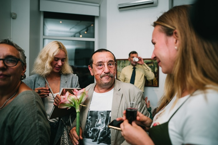 Художник Анатолий Белкин — о петербургском стиле в искусстве, художниках 80-х и особом ритме города