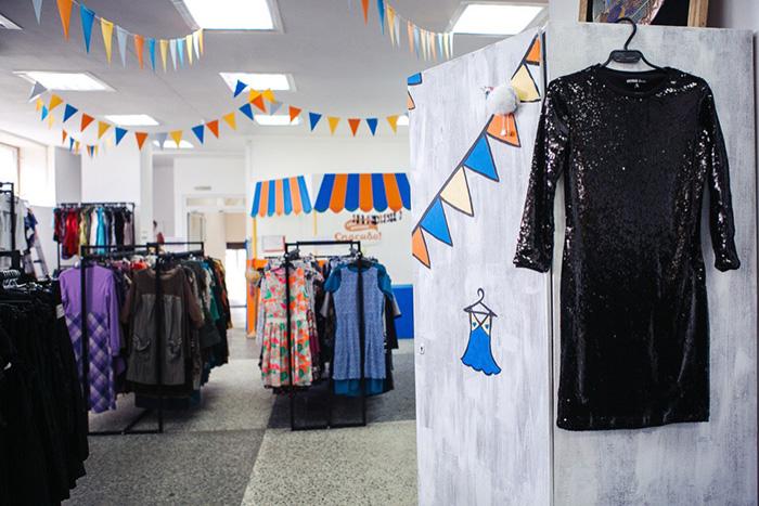 Как превратить социальный проект в сеть успешных магазинов одежды и отдавать 75 % прибыли наблаготворительность. История петербургской сети «Спасибо!»
