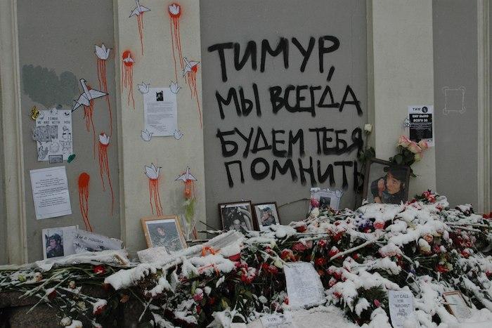 Суд снял обвинение с подозреваемого в убийстве Тимура Качаравы. Его задержали в феврале после 12 лет поисков