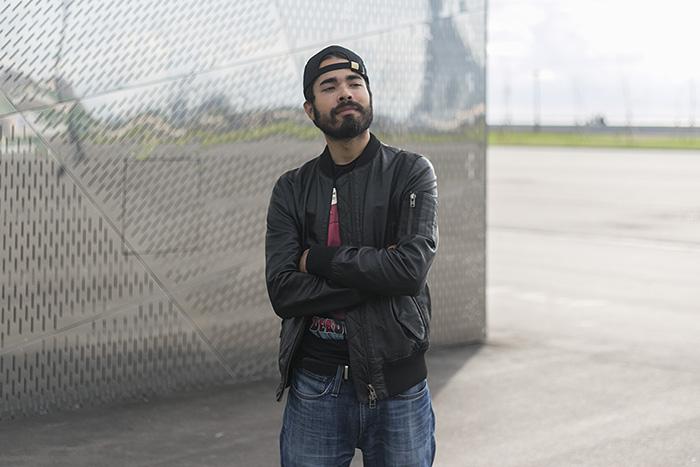 Парагваец Алексис Риос — о Петроградской стороне, мозаике на «Адмиралтейской» и татуировках петербуржцев