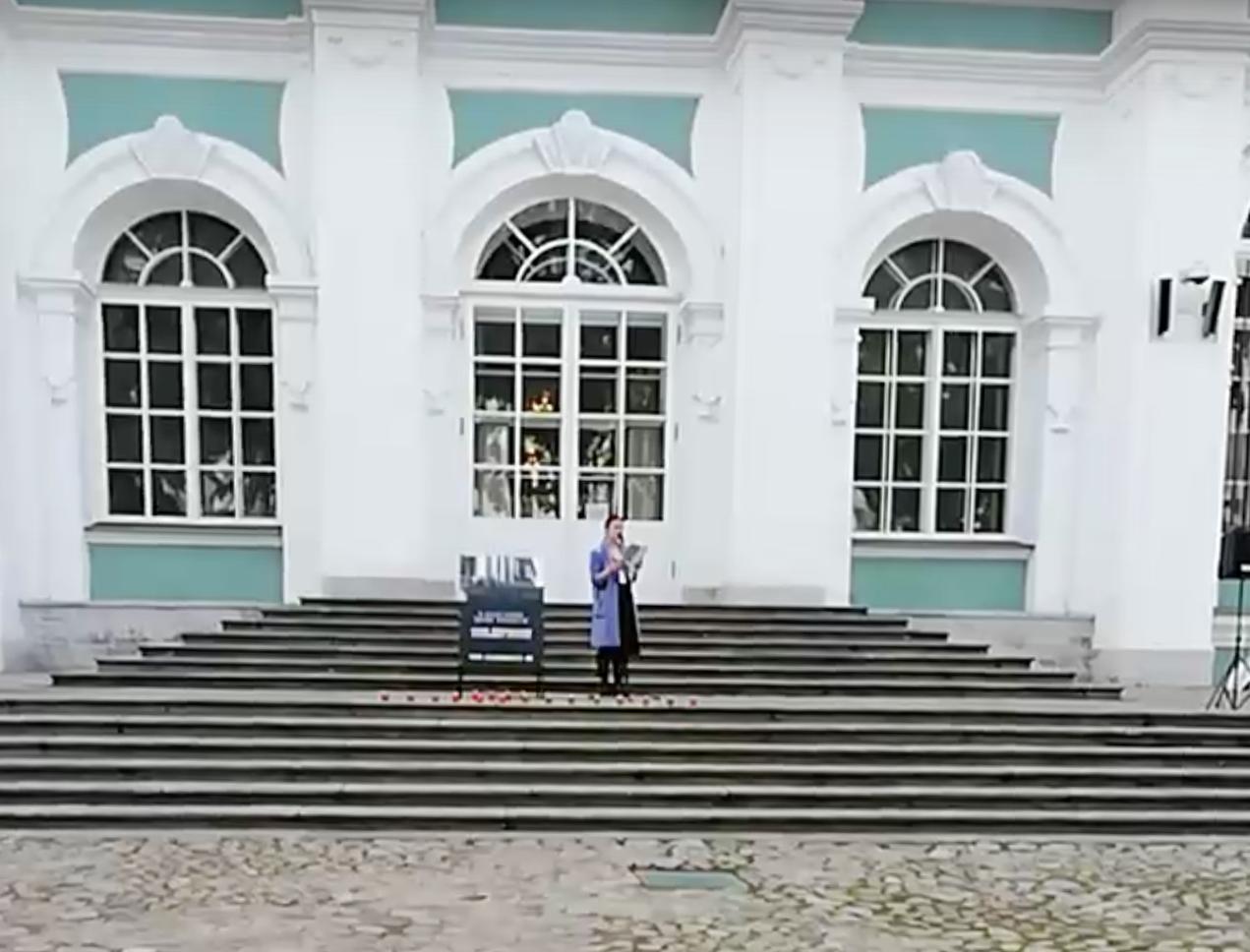 «Нужно помнить об этой страшной трагедии — и напоминать другим»: участники «Дня памяти блокады» — о чтении списков погибших в осажденном Ленинграде