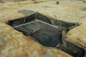Строительство трассы М-11 Москва — Петербург приостановили из-за археологических находок разных эпох