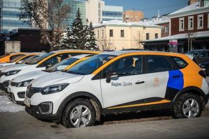 «Яндекс» запускает свой каршеринг в Петербурге