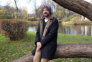 Британец Крис Гилберт — о консерватизме русских, ледоколе «Красин» и Екатерингофском парке