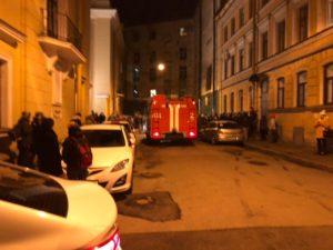 Пространство «Пальма» в центре Петербурга эвакуировали из-за звонка о минировании. Там проходит ЛГБТ-кинофестиваль «Бок о Бок»