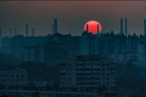 Панельки, бабушки и огненный закат. Петербурженка ведет инстаграм о жизни в Купчине — и это очень красиво