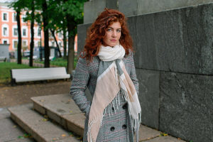 Латвийка Сабина Касерес — о петербургских усадьбах, Академии художеств и сфинксах у Невы