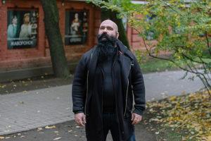 Британец Алекс Сагабаши — о Думской улице, секретных дворах Петербурга и русском акценте