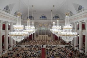 Петербургская филармония запустила лекторий. На нем ученые расскажут о влиянии музыки на поведение и забытых женщинах-дирижерах
