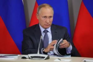 Путин подписал указ о введении санкций в отношении Украины