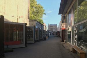 На «Этажи» жалуются посетители и арендаторы: там появилось много одинаковых магазинов, а выставок почти не осталось. Почему это произошло