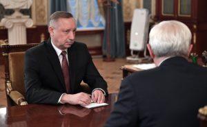 Смольный утвердил проект бюджета на 2019 год. Беглов заявил, что намерен сократить дефицит и госдолг Петербурга