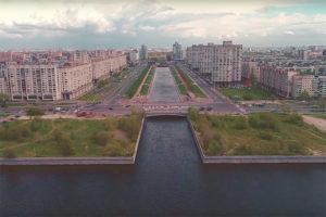 На месте единственного парка Васильевского острова строят апарт-отели. Что известно о проекте и как с ним борются петербуржцы