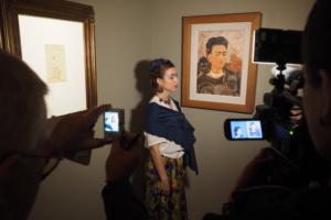В Петербурге снова пройдет выставка Фриды Кало