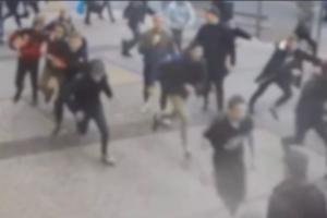 В Петербурге возбудили уголовное дело из-за стычки 50 подростков у метро «Рыбацкое»
