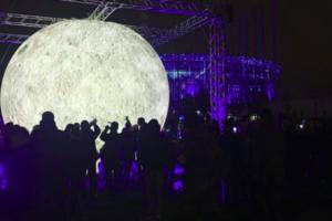 «Это было незабываемо»: как в Петербурге проходит Фестиваль света. Космические фото и видео праздника