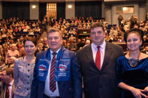 По бюджетной поправке депутата петербургского Закса выделили деньги на организацию спектакля его жены, пишет «Фонтанка»