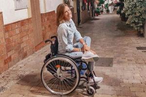 Петербургская спортсменка Мария Чаадаева, получившая травму перед Олимпиадой в Сочи, — о жизни на коляске, суде с лечащим врачом и своем блоге «Мама на колесах»