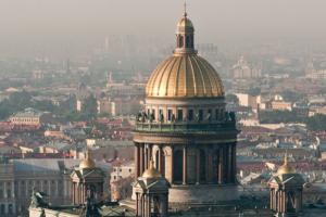 В 2019 году колоннаду Исаакиевского собора закроют для реставрации на несколько месяцев