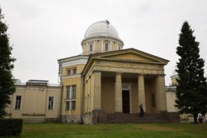 Полиция задержала пятерых участников акции в защиту Пулковской обсерватории на Марсовом поле