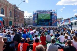 Чемпионат мира, Настя Рыбка и открытие «Беговой» и «Новокрестовской»: «Яндекс» рассказал, что чаще всего искали петербуржцы в 2018 году