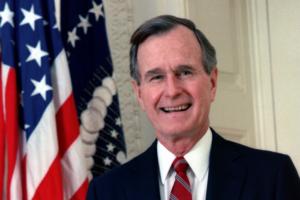 В США скончался Джордж Буш-старший. Ему было 94 года