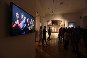 В коллекцию Эрмитажа впервые добавили видеоинсталляцию