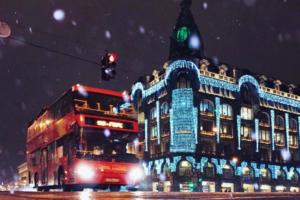 К Новому году в Петербурге потеплеет, а на каникулах похолодает. Но к концу праздников снова потеплеет