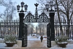 В Кронштадте после реконструкции открыли Летний сад. Там восстановили грот и главные аллеи