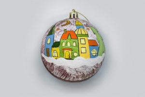 Двенадцать петербургских подарков к Новому году: копии домов на Невском, плед с картиной из Эрмитажа и носки по мотивам русских сказок