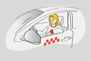 Бизнесмен, инженер и радиоведущая из Петербурга — о том, как водили такси после основной работы, сколько зарабатывали на поездках и почему до сих пор общаются с некоторыми пассажирами