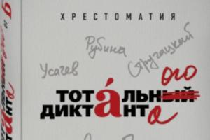 «Тотальный диктант» выпустит книгу с рассказами и эссе о русском языке. В ней собраны тексты Быкова, Прилепина и Яхиной
