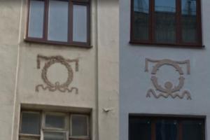 КГИОП не принял работы по реставрации фасада исторического дома на Петроградской. Ранее петербуржцы раскритиковали ремонт из-за переделанной лепнины