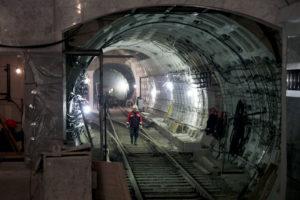 Смольный разрывает с «Метростроем» все контракты на строительство петербургского метрополитена