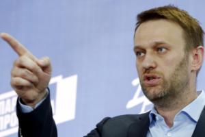 Навальный проведет в Петербурге встречу, посвященную кампании перед муниципальными выборами
