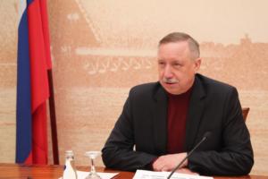 Александр Беглов уволил четырех вице-губернаторов Петербурга