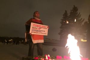 Смольный не согласовал митинг в годовщину убийства Станислава Маркелова и Анастасии Бабуровой