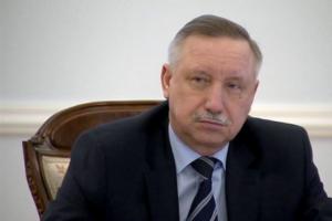 В Петербурге показывают ролики о врио губернатора и его содействии в уборке снега. Их называют социальной рекламой